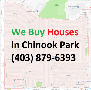 We Buy Houses Chinook Park Calgary