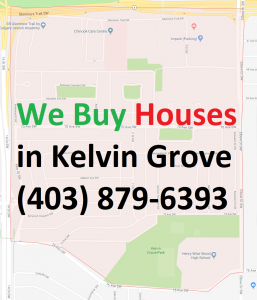 We Buy Houses Kelvin Grove Calgary