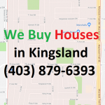 We Buy Houses Kingsland Calgary