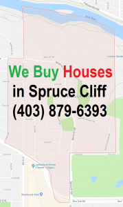 We Buy Houses Spruce Cliff Calgary