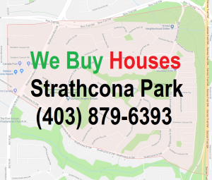 We Buy Houses Strathcona Park Calgary