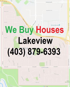 We Buy Houses Lakeview Calgary