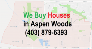 We Buy Houses Aspen Woods Calgary